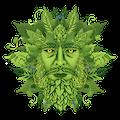 Green Man Cerveceria & Bar Logo